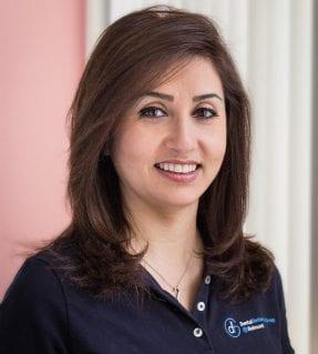 Headshot of Raleh