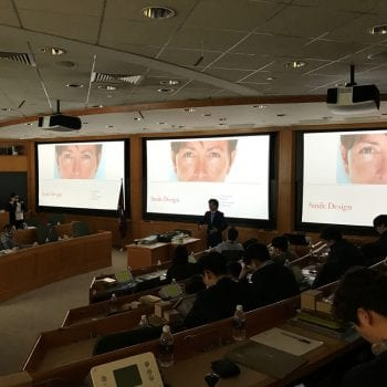 Lecture at the Harvard Center in Shanghai 2